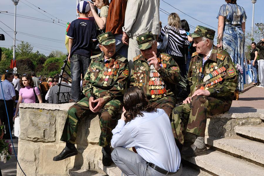 День Победы - наши ветераны