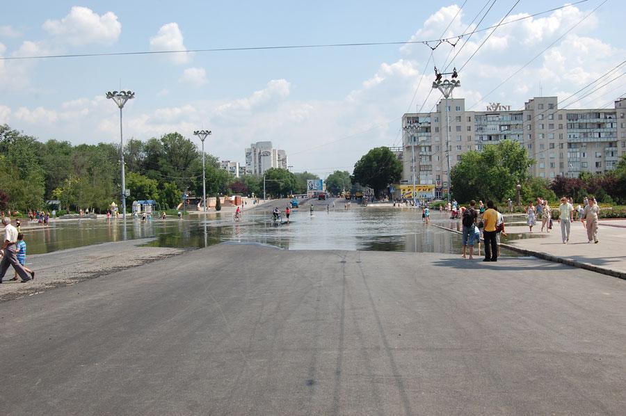 Наводнение в Тирасполе в июле-августе 2008 года (4)