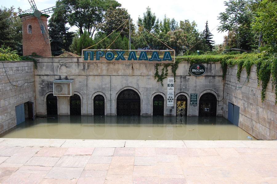 Наводнение в Тирасполе в июле-августе 2008 года (5)