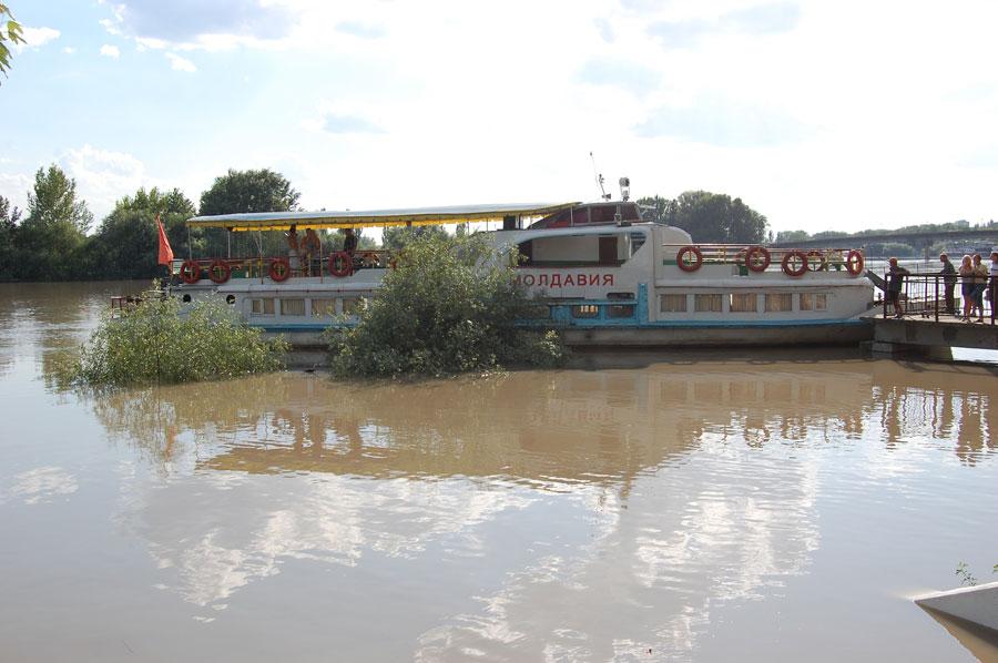 Наводнение в Тирасполе в июле-августе 2008 года (9)