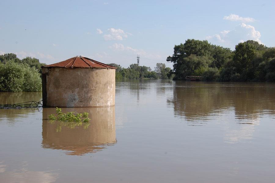 Наводнение в Тирасполе в июле-августе 2008 года (10)