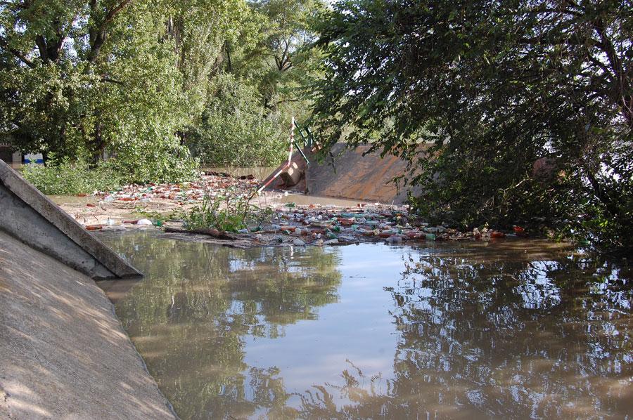 Наводнение в Тирасполе в июле-августе 2008 года (11)