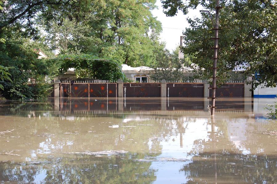 Наводнение в Тирасполе в июле-августе 2008 года (12)