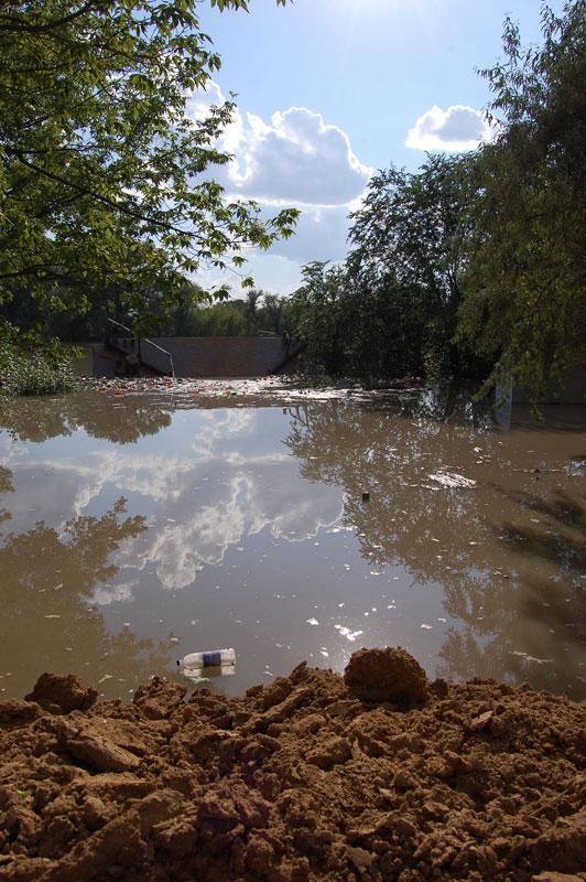 Наводнение в Тирасполе в июле-августе 2008 года (13)