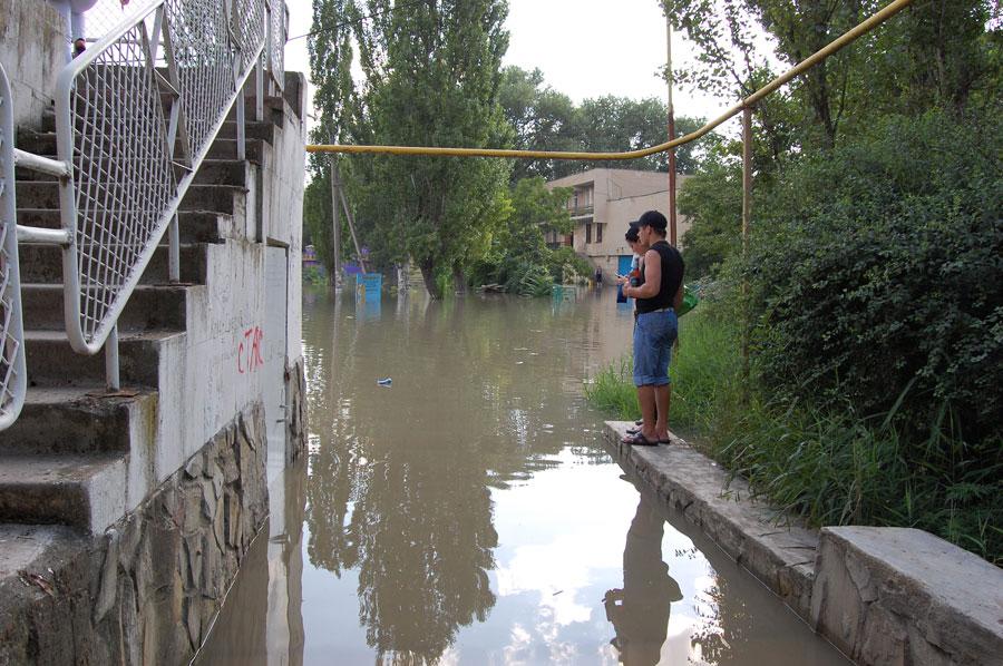 Наводнение в Тирасполе в июле-августе 2008 года (20)