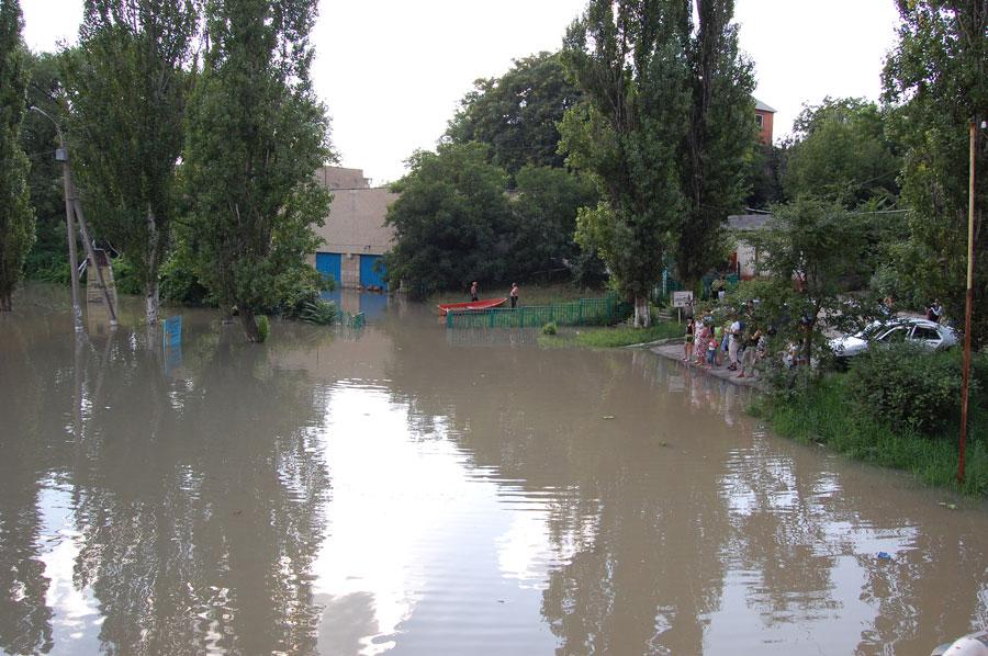 Наводнение в Тирасполе в июле-августе 2008 года (21)
