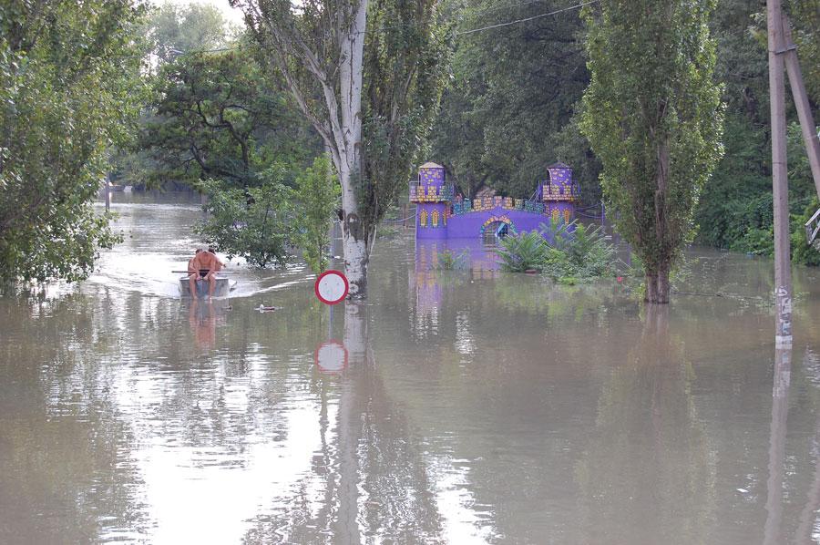 Наводнение в Тирасполе в июле-августе 2008 года (22)
