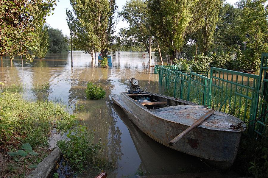 Наводнение в Тирасполе в июле-августе 2008 года (25)