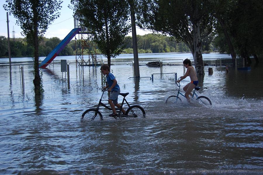 Наводнение в Тирасполе в июле-августе 2008 года (26)