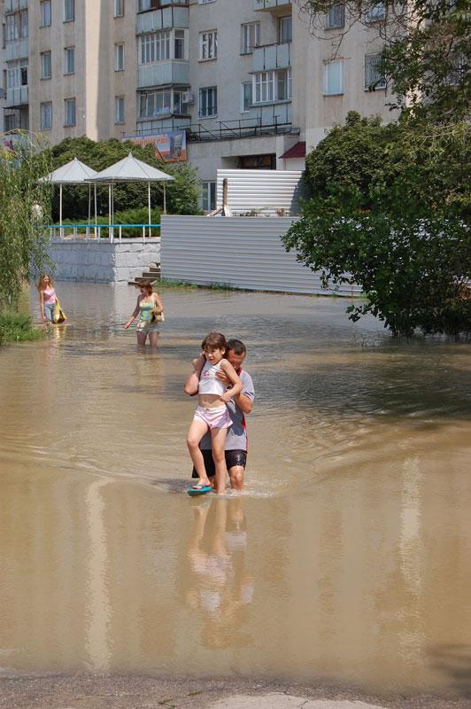 Наводнение в Тирасполе в июле-августе 2008 года (27)