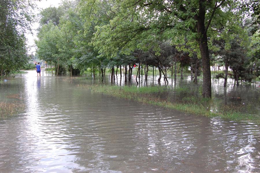 Наводнение в Тирасполе в июле-августе 2008 года (28)