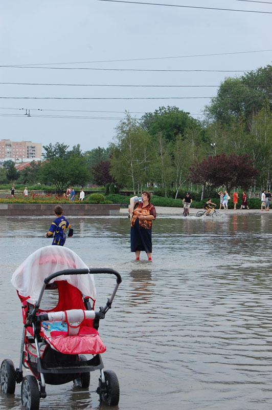 Наводнение в Тирасполе в июле-августе 2008 года (29)