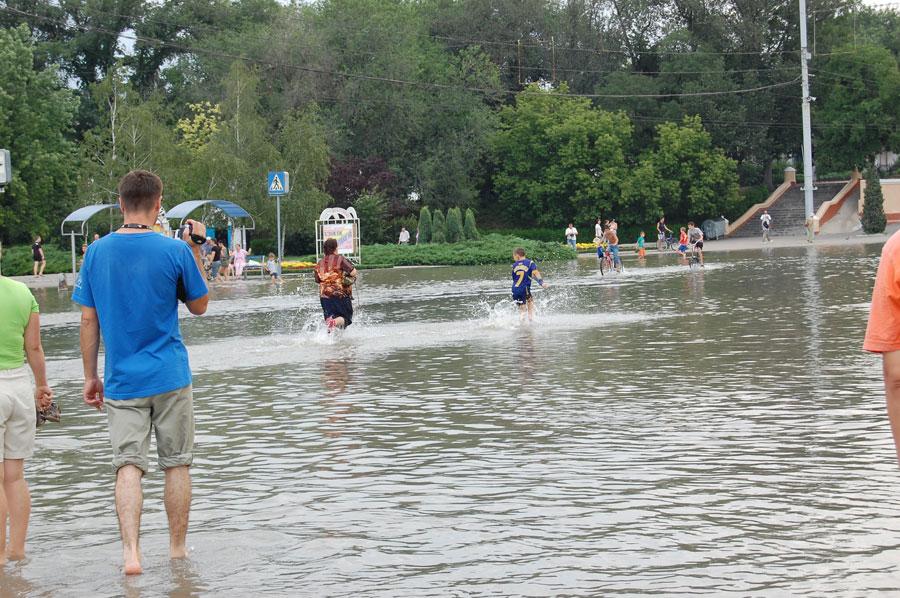 Наводнение в Тирасполе в июле-августе 2008 года (30)