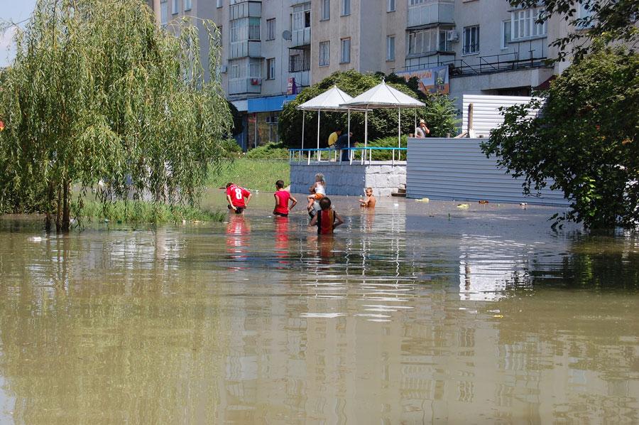 Наводнение в Тирасполе в июле-августе 2008 года (31)