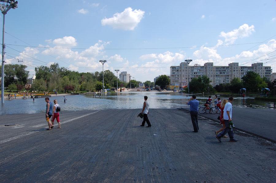Наводнение в Тирасполе в июле-августе 2008 года (35)