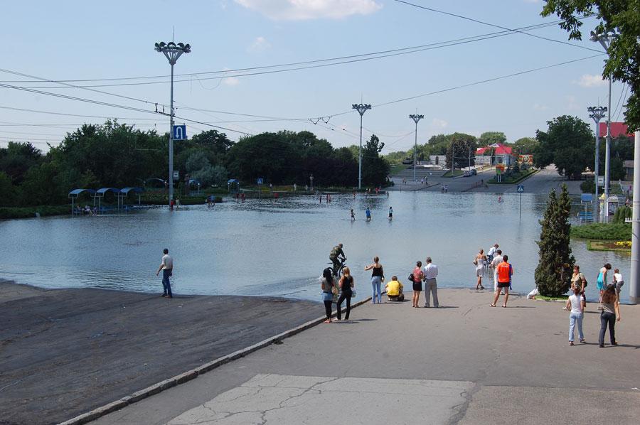 Наводнение в Тирасполе в июле-августе 2008 года (38)
