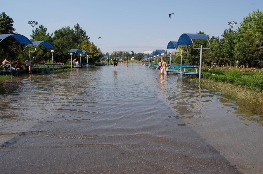 Наводнение в Тирасполе в июле-августе 2008 года (41)