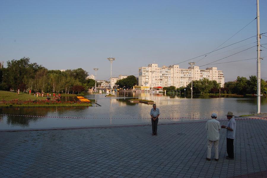 Наводнение в Тирасполе в июле-августе 2008 года (1)