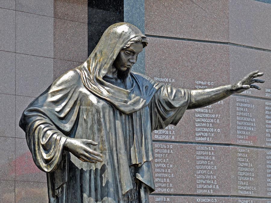 Мемориал Славы в Тирасполе