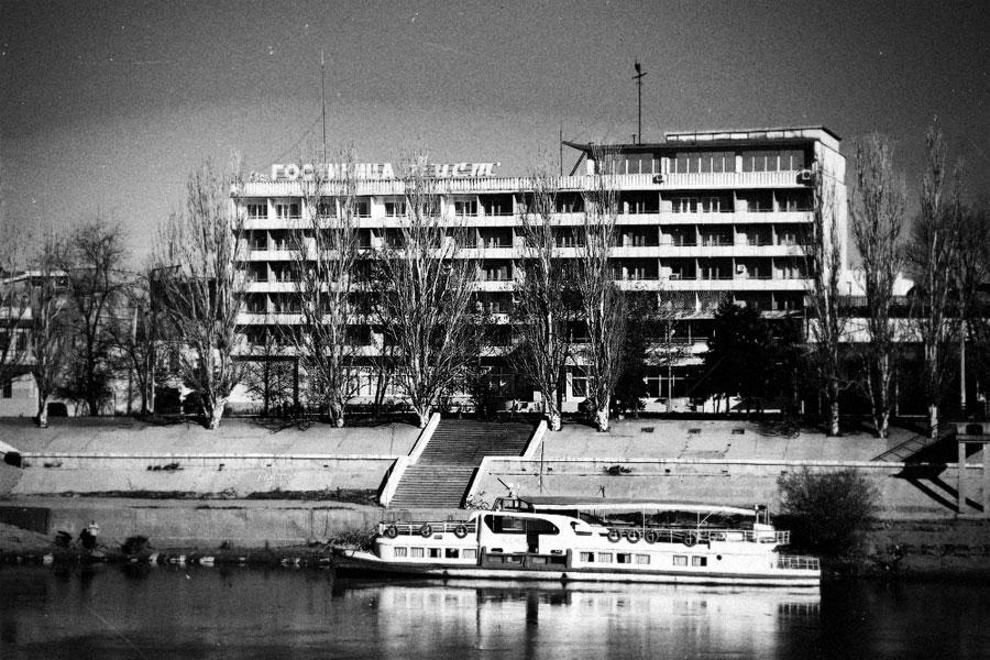 """Гостиница """"Аист"""" в Тирасполе"""