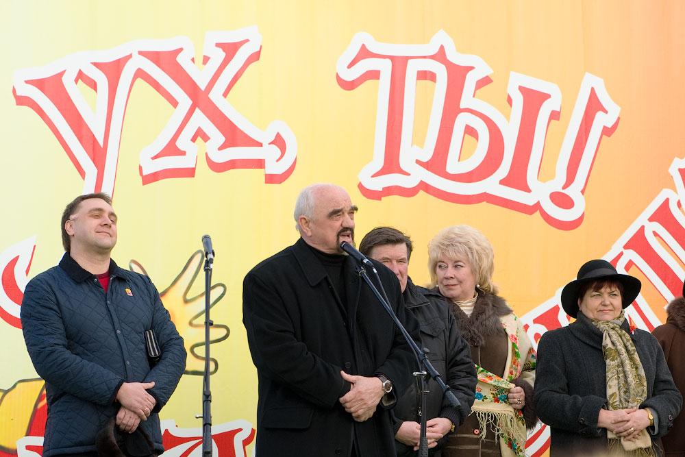 Праздник Масленицы в Тирасполе - 2011 год (2)