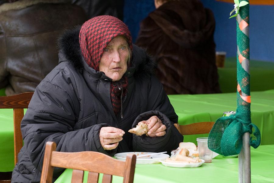 Праздник Масленицы в Тирасполе - 2011 год (3)