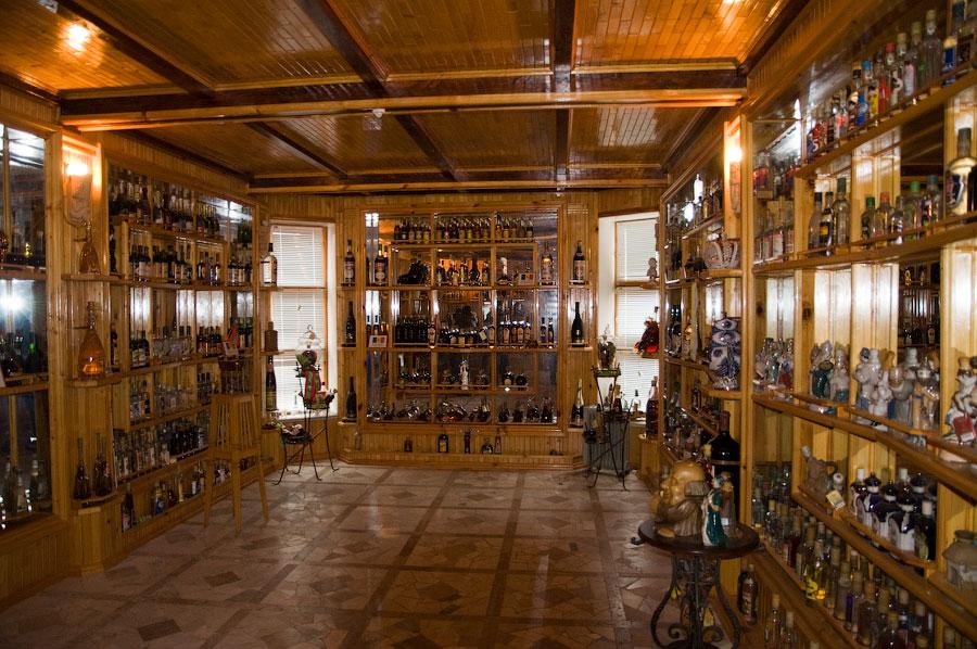 Музей алкогольных напитков в Терновке (13)