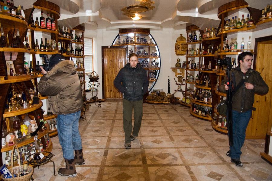 Музей алкогольных напитков в Терновке (9)