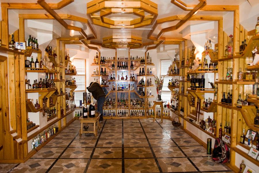 Музей алкогольных напитков в Терновке (5)