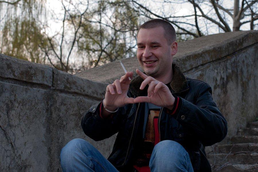 """Фотопрогулка 16 апреля 2011 - конкур, набережная Тирасполя, кафе """"Сказка"""" и еще кое-что (50)"""