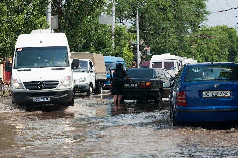 Дождливый июнь 2011 года