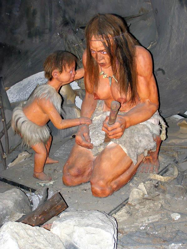 Древние жители Приднестровья