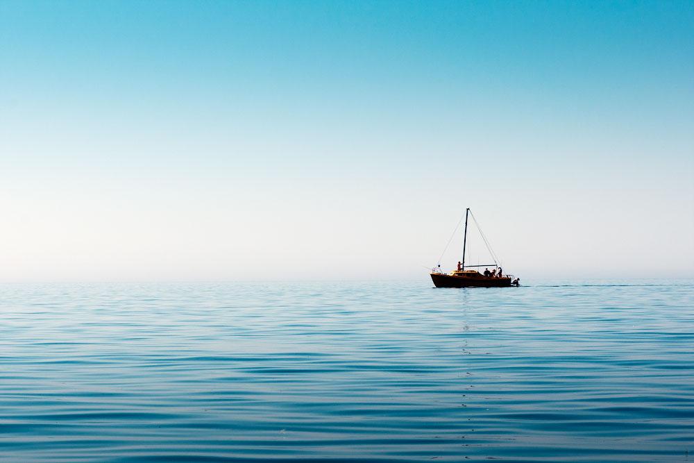 В окрестностях Тихой бухты