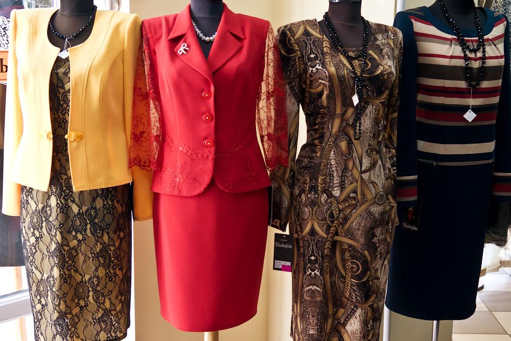 Салон женской одежды «Надежда», Бендеры (4)