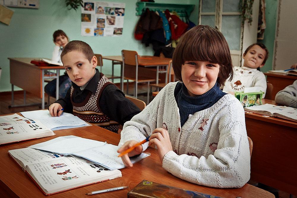 Школа-интернат для детей-сирот и детей, оставшихся без попечения родителей - село Глиное, Слободзейский район, Приднестровье (10)