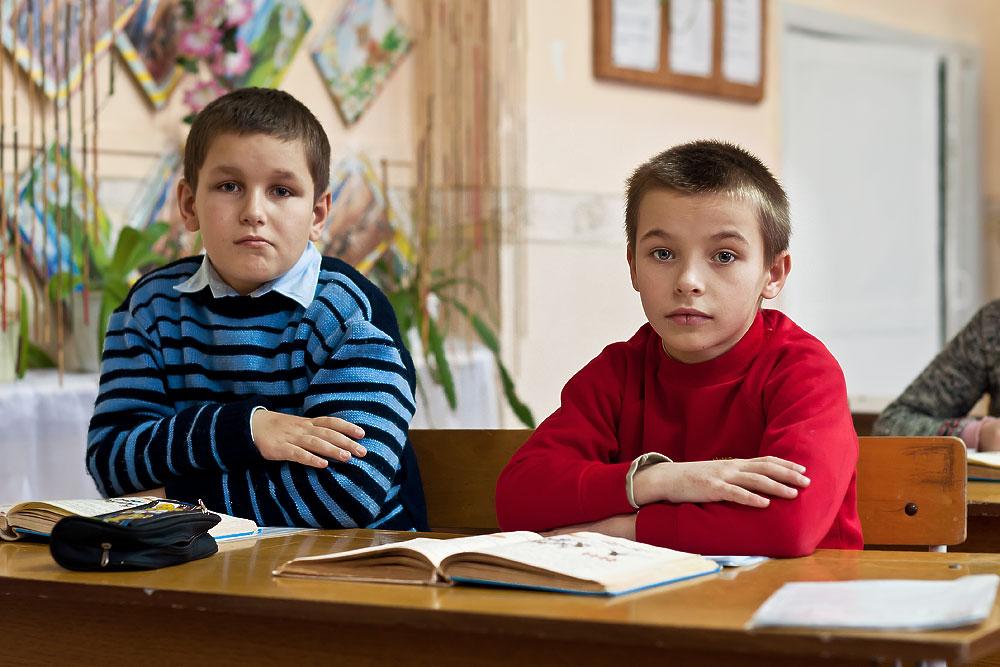 Школа-интернат для детей-сирот и детей, оставшихся без попечения родителей - село Глиное, Слободзейский район, Приднестровье (12)