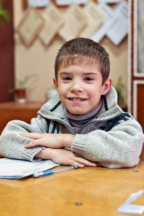 Школа-интернат для детей-сирот и детей, оставшихся без попечения родителей - село Глиное, Слободзейский район, Приднестровье (16)