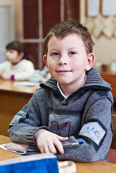Школа-интернат для детей-сирот и детей, оставшихся без попечения родителей - село Глиное, Слободзейский район, Приднестровье (17)