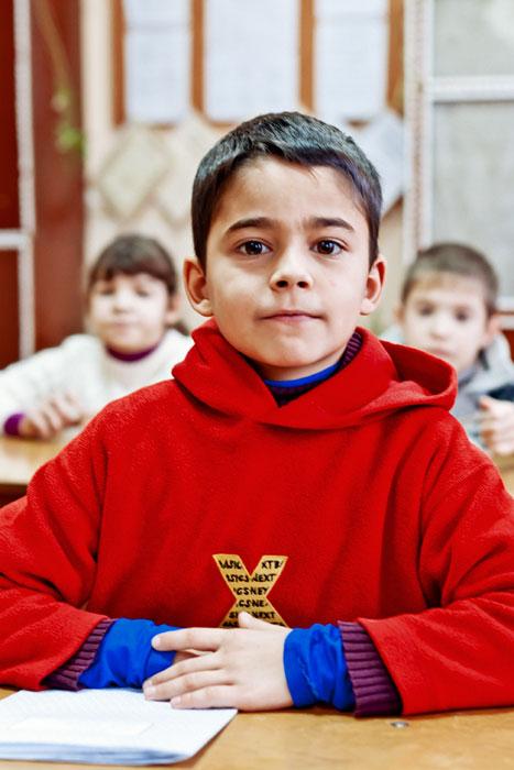 Школа-интернат для детей-сирот и детей, оставшихся без попечения родителей - село Глиное, Слободзейский район, Приднестровье (18)