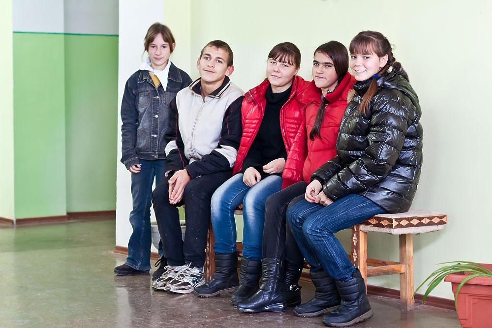 Школа-интернат для детей-сирот и детей, оставшихся без попечения родителей - село Глиное, Слободзейский район, Приднестровье (21)