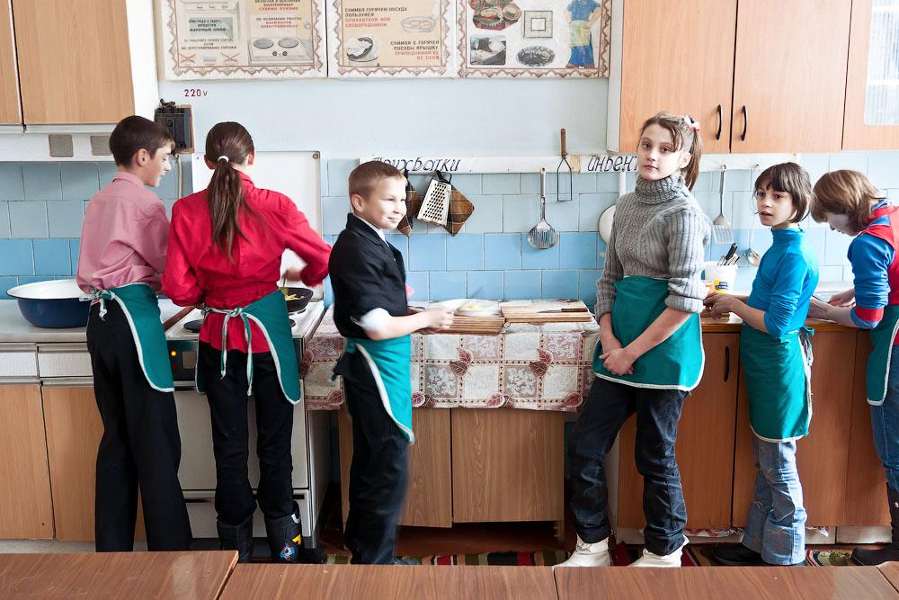 Школа-интернат для детей-сирот и детей, оставшихся без попечения родителей - село Глиное, Слободзейский район, Приднестровье (24)