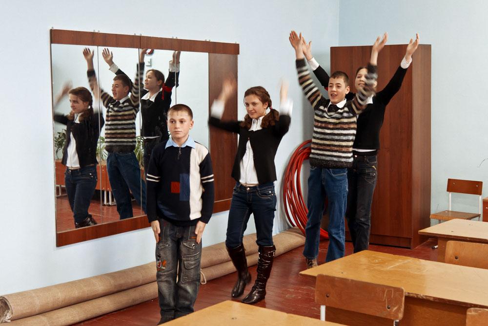 Школа-интернат для детей-сирот и детей, оставшихся без попечения родителей - село Глиное, Слободзейский район, Приднестровье (26)