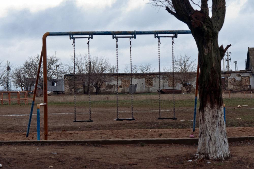 Школа-интернат для детей-сирот и детей, оставшихся без попечения родителей - село Глиное, Слободзейский район, Приднестровье (29)