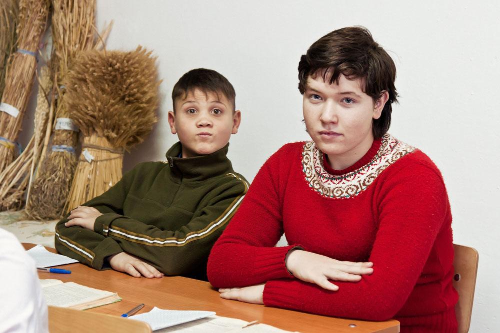 Школа-интернат для детей-сирот и детей, оставшихся без попечения родителей - село Глиное, Слободзейский район, Приднестровье (30)