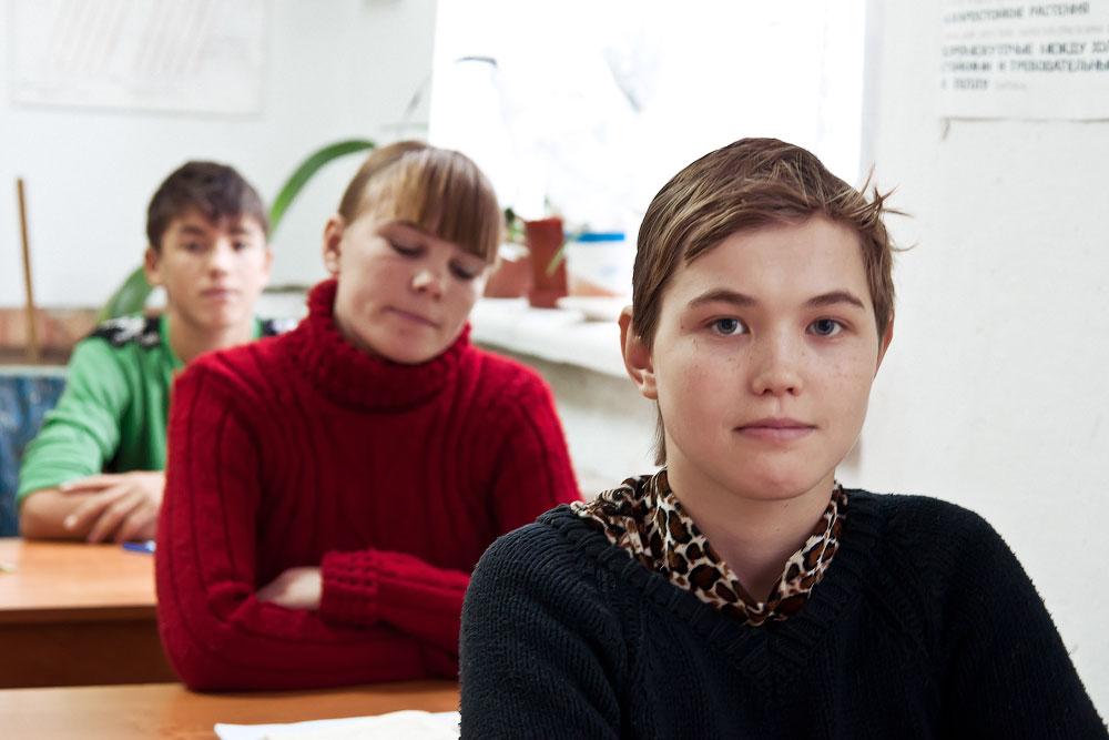 Школа-интернат для детей-сирот и детей, оставшихся без попечения родителей - село Глиное, Слободзейский район, Приднестровье (31)