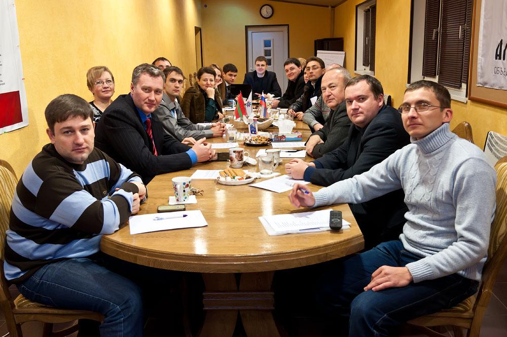 Первое заседание Экспертного клуба интернет-сообщества Приднестровья (1)