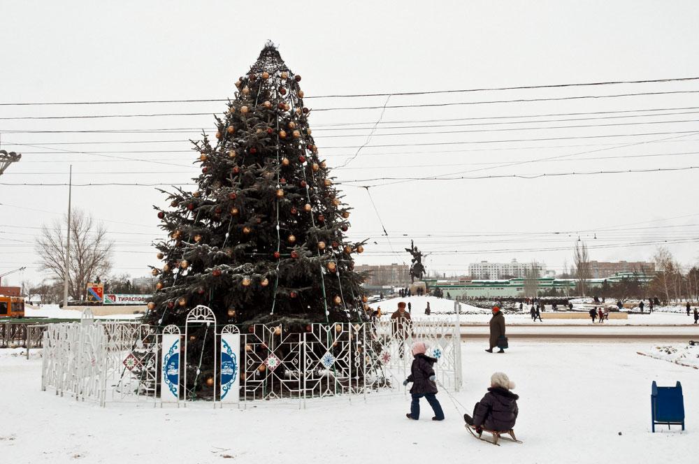 Гле отпраздновать Новый Год? В Тирасполе! (3)
