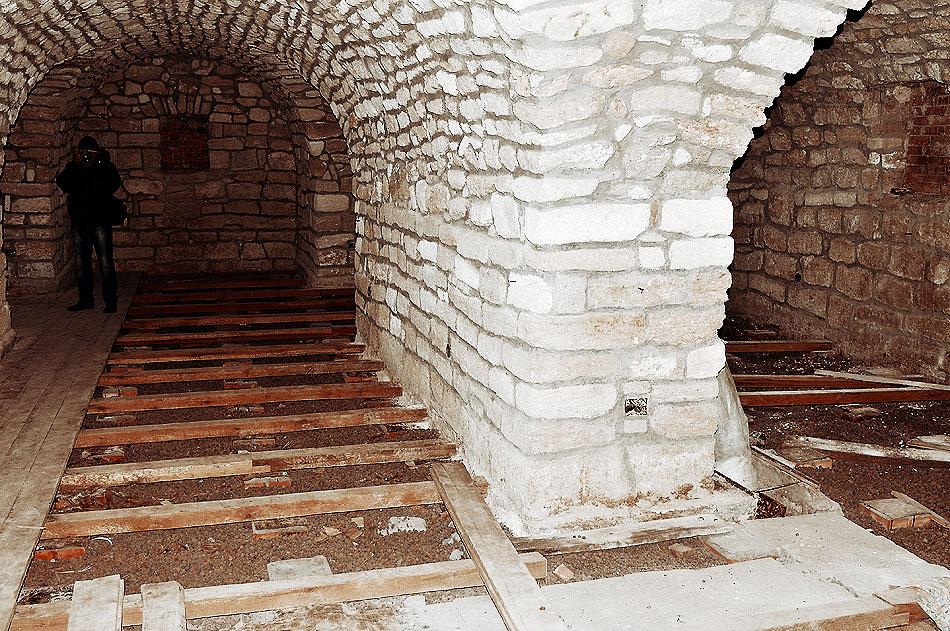 Тираспольская (Срединная) крепость (4)
