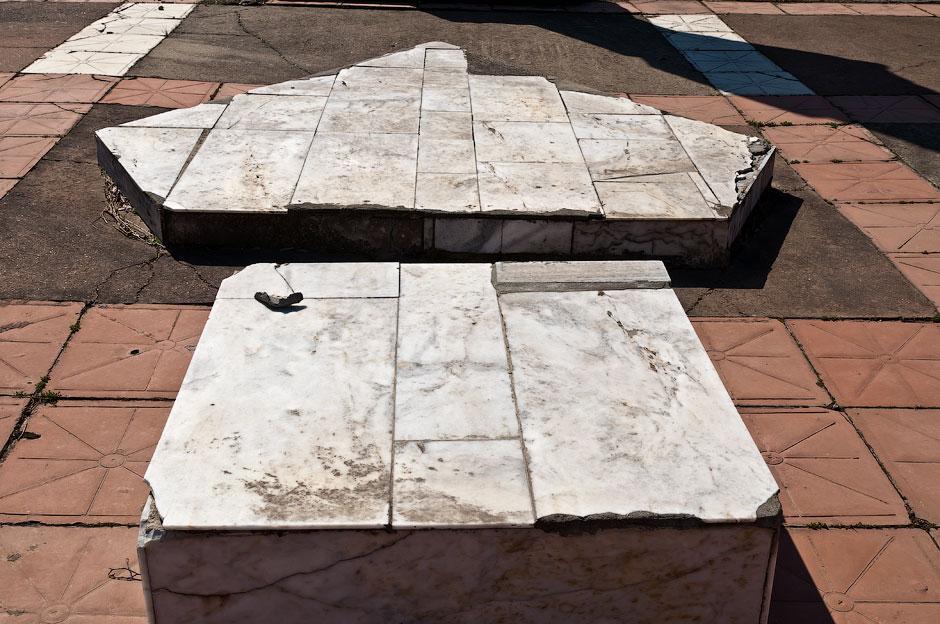 Памятник павшим в войне 1992 года - дальнее кладбище в Тирасполе (6)
