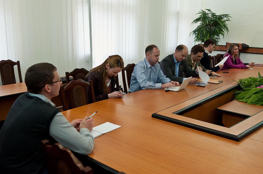 Заседание экспертного клуба интернет-сообщества Приднестровья (1)